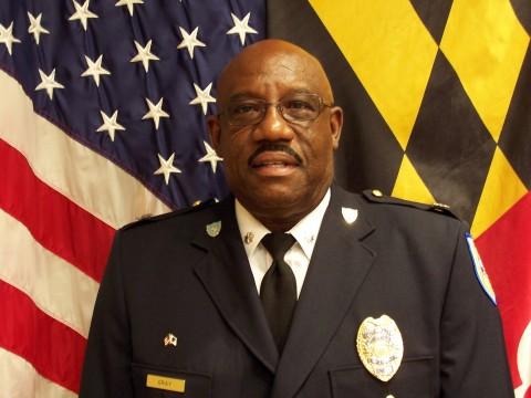 Deputy Chief Keven Gray