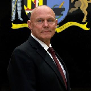 Councilman Carl DeWalt, Ward 1