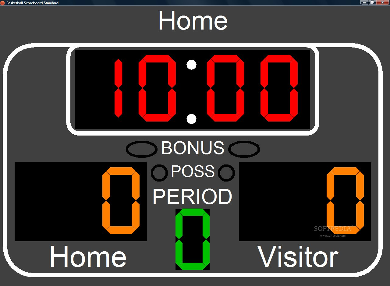 scoreboard basketball clipart score board basket scores ball standard adult clipground sports ydo system updates web middle standings fall